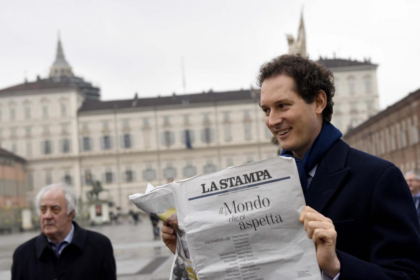 JOHN ELKANN/ Cara Inter, non sai perdere (anche se sei abituata)!