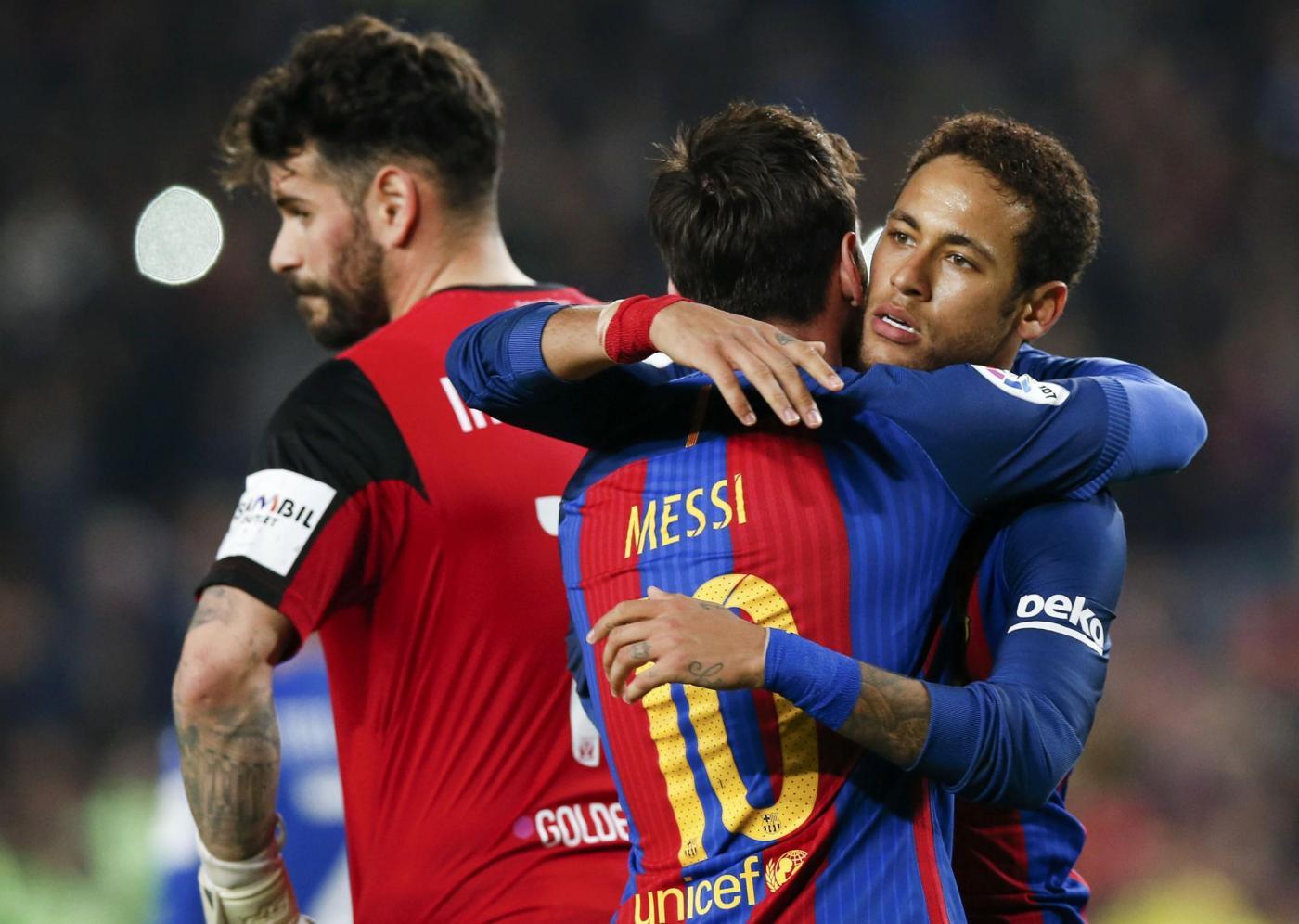 Neymar: sogno di giocare in Premier
