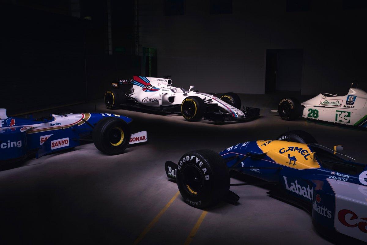 La Williams svela la FW40 di Massa e di Lance Stroll