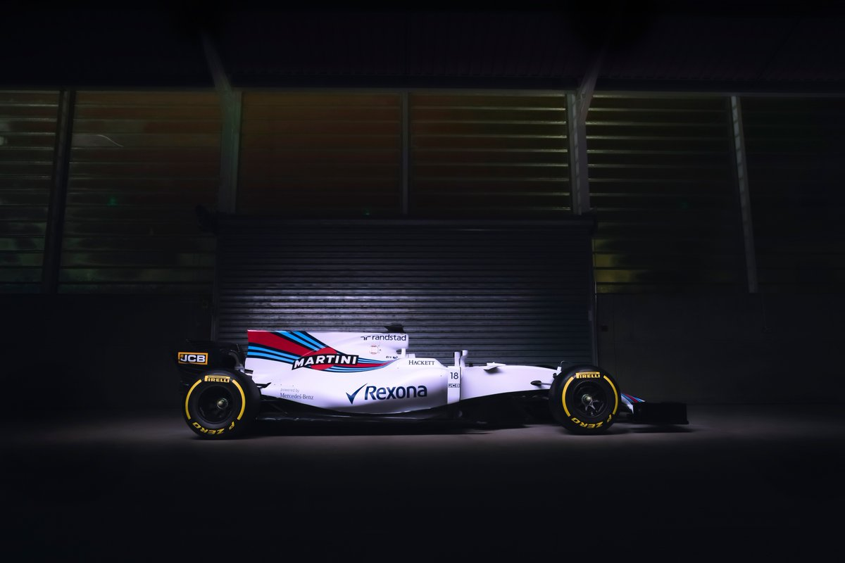 La Williams svela la FW40 di Massa e di Lance Stroll