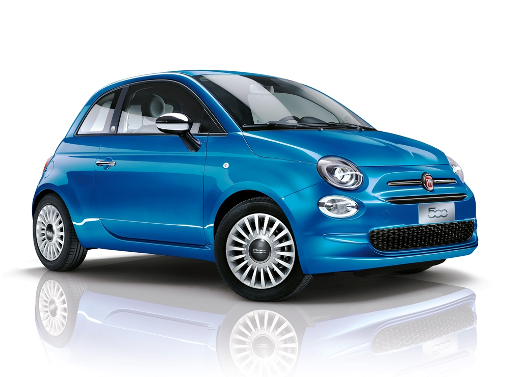 Fiat 500 Mirror: nativa digitale
