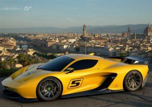 Fittipaldi EF7 Vision Gran Turismo by Pininfarina 2