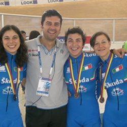 Giorgia Bronzini e Annalisa Cucinotta