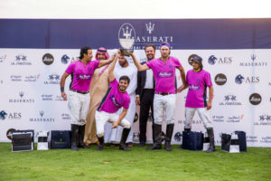 Maserati Dubai Polo Trophy 2017_Abu Dhabi Team
