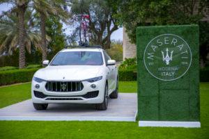 Maserati Dubai Polo Trophy 2017_Maserati Levante