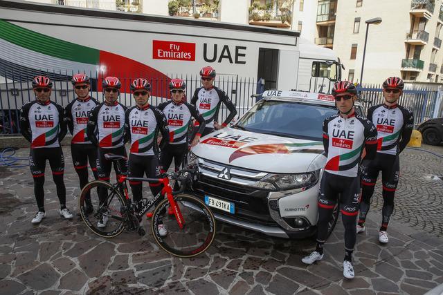 Tre Valli Varesine: trionfa il francese Geniez, terzo Nibali