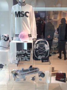 Temporary Store MSC Crociere 2