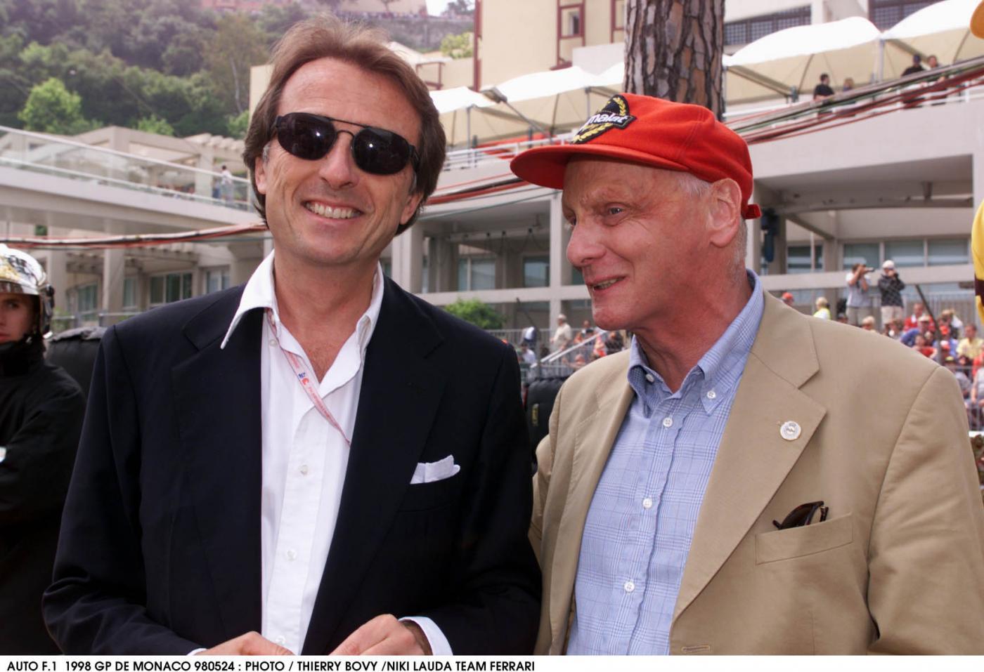 F1, la stoccata di Montezemolo: