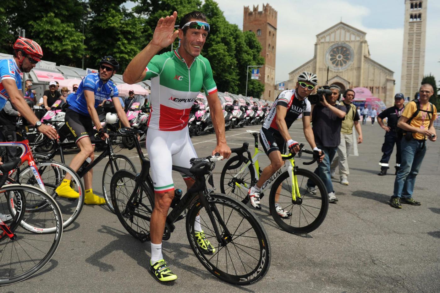 Mario Cipollini elogia Vincenzo Nibali