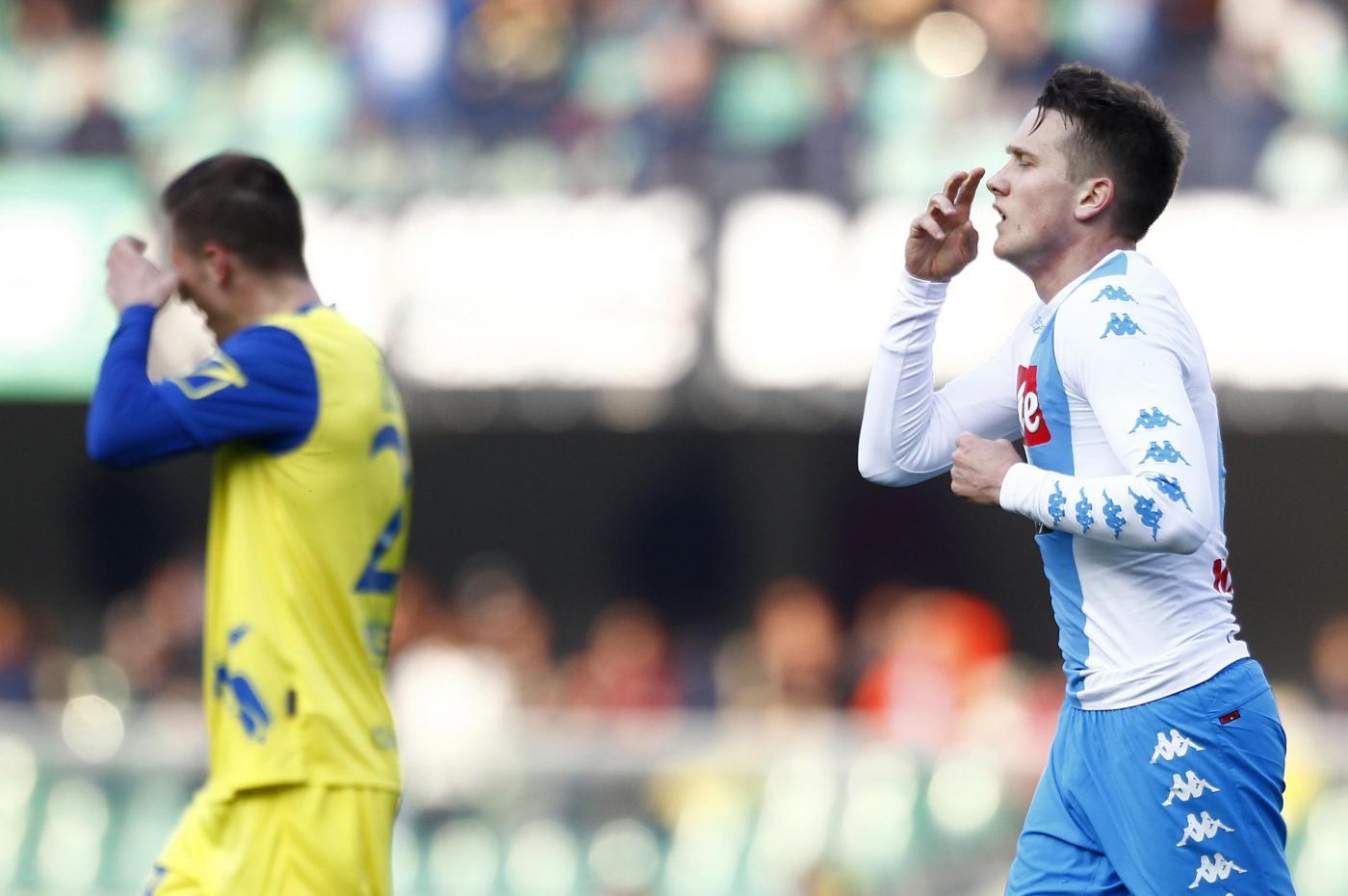 Napoli, Zielinski avverte la Juventus: