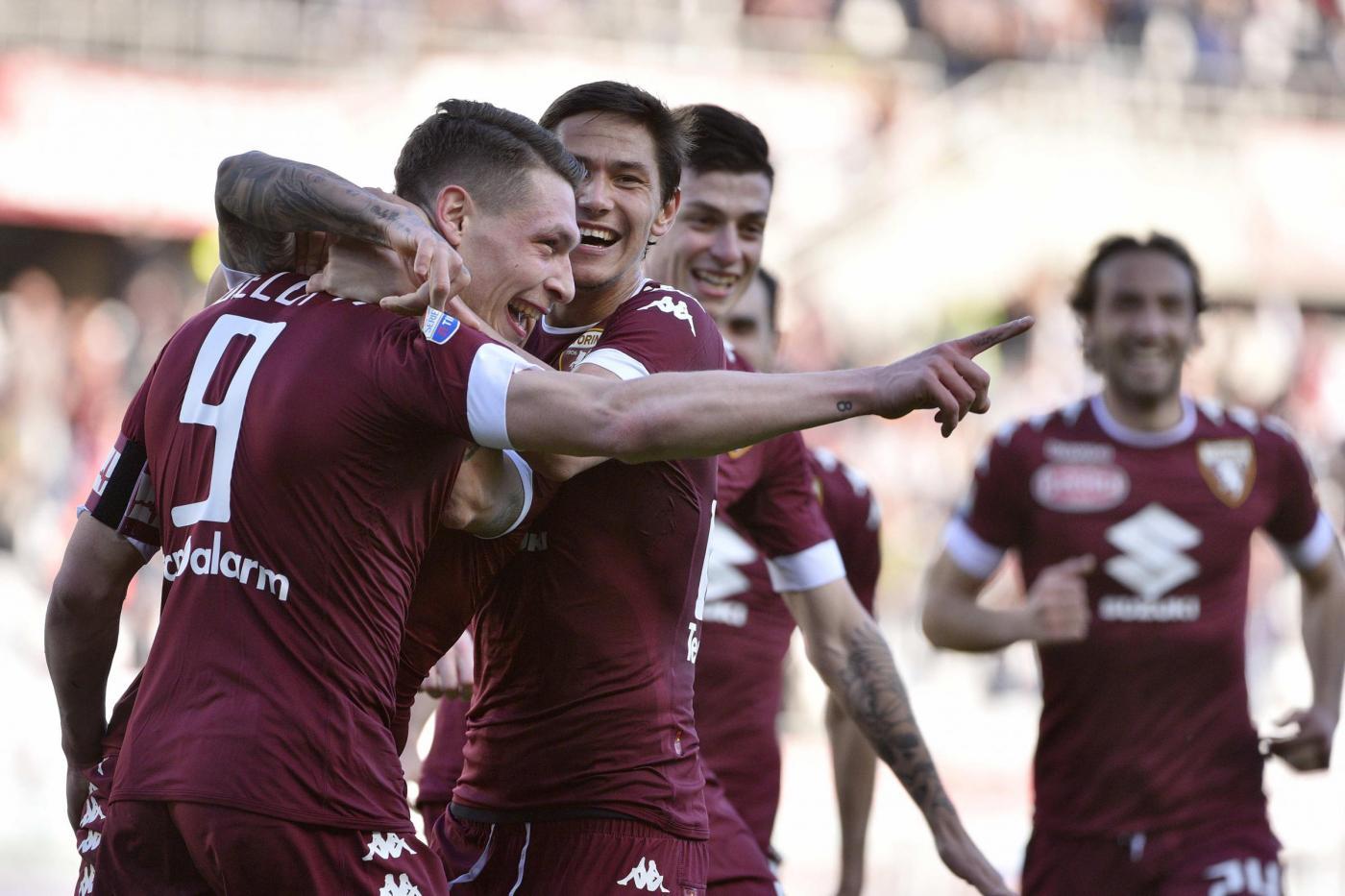 Calciomercato Torino: Belotti convince il Manchester United, torna Darmian?