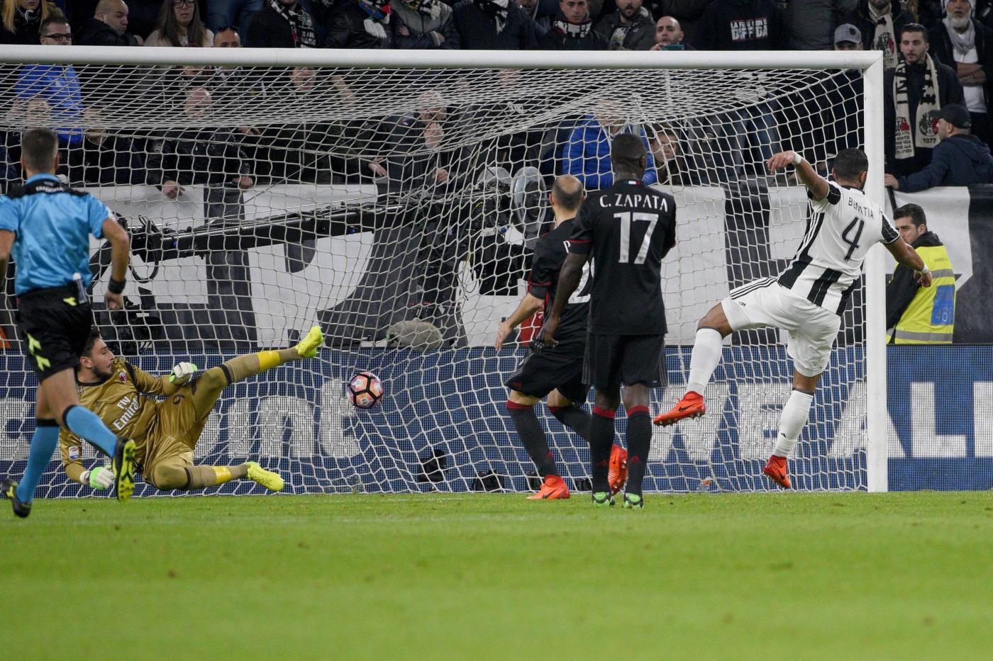 Spogliatoi Juventus: scritta