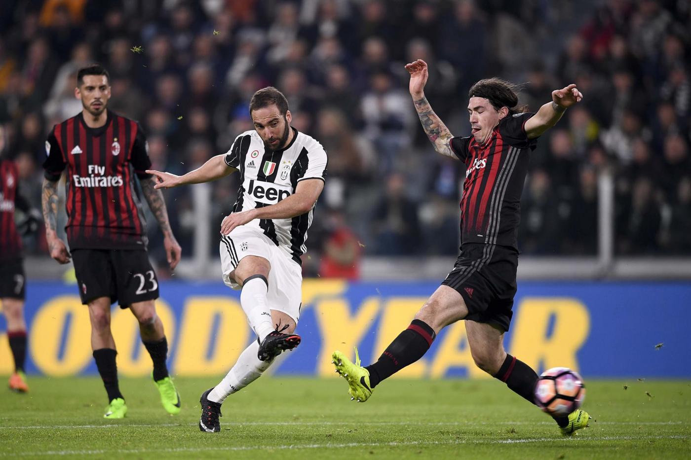 Milan, Alessio Romagnoli: