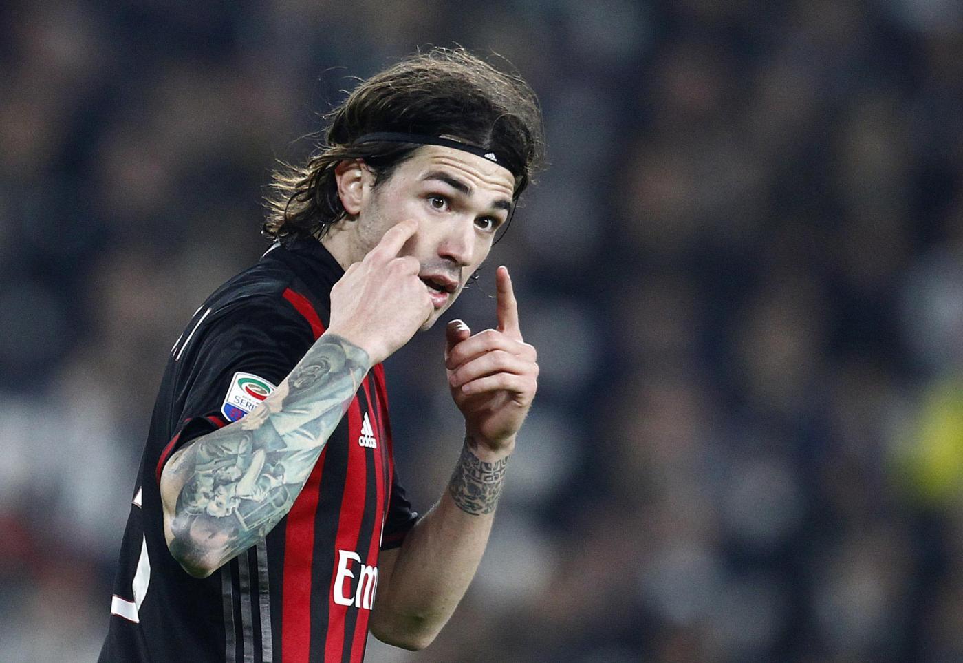 Danni allo Stadium dopo Juventus-Milan, Romagnoli: