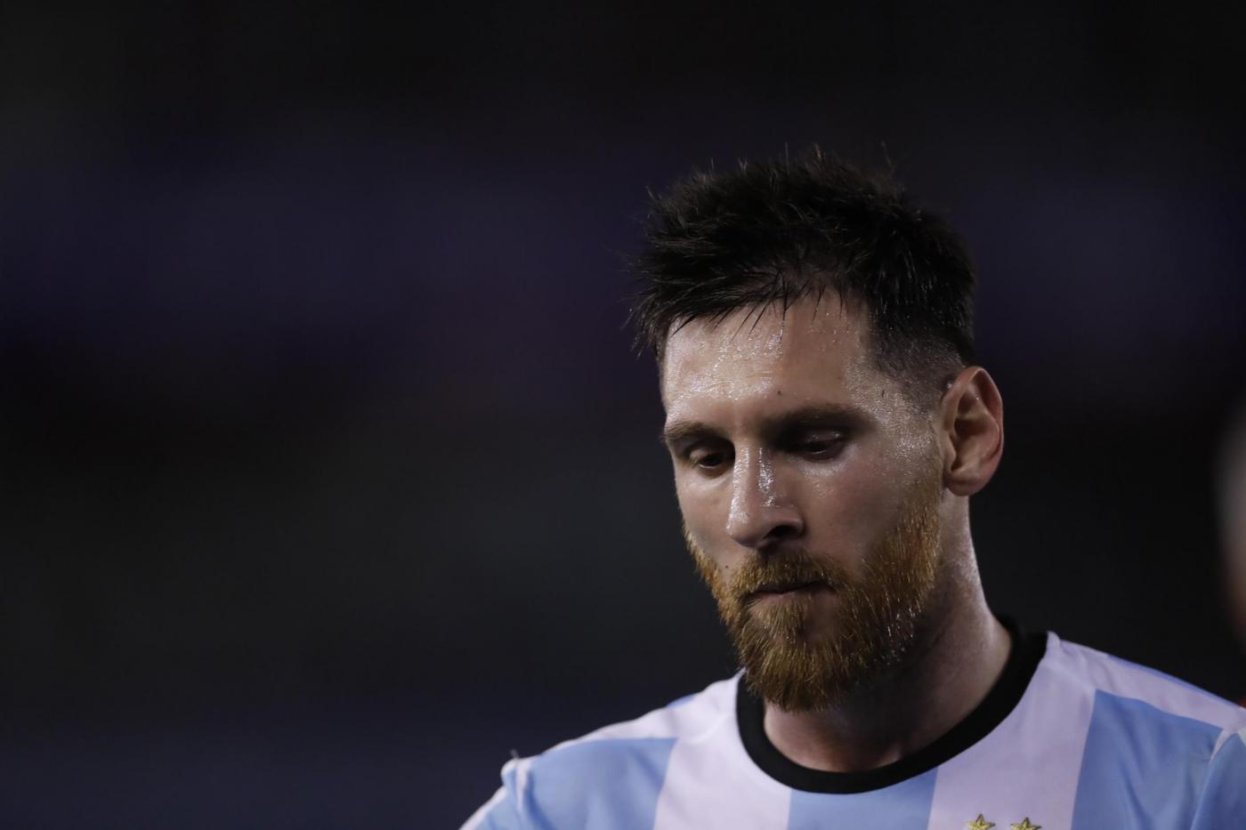 Che stangata per Messi!