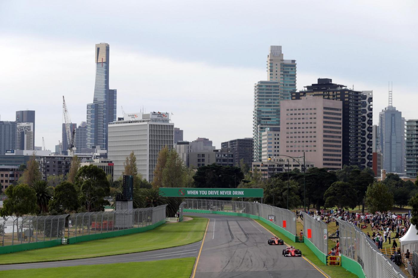 F1 - TV8 sta pensando di modificare l'orario di trasmissione delle differite delle gare di Formula 1, l'orario più indicato adesso potrebbero essere le 21 - LaPresse/Photo4