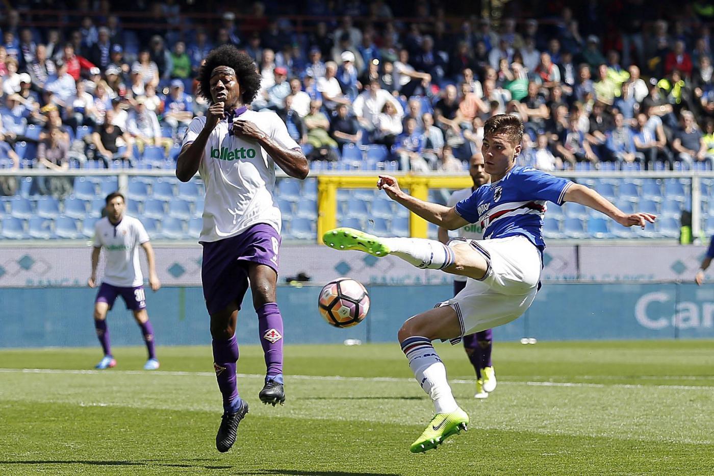 Inter vicina al doppio colpo: Schick e Vecino ad un passo