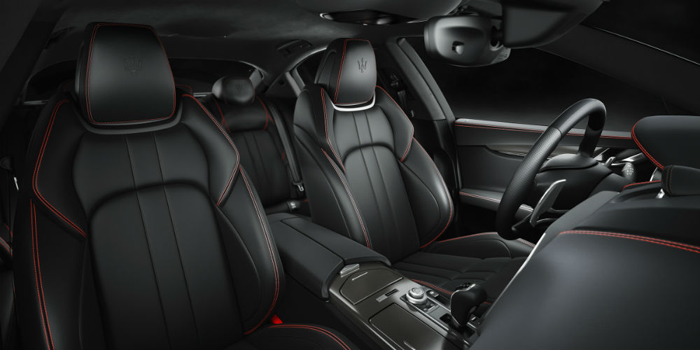 Maserati Ghibli Nerissimo 2017: edizione limitata al Salone di New York
