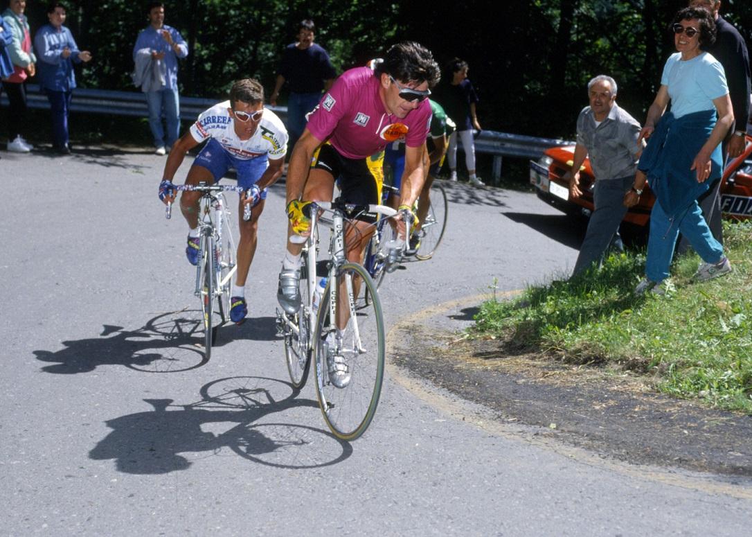 Udite udite, torna la maglia Ciclamino per il Giro del Centenario