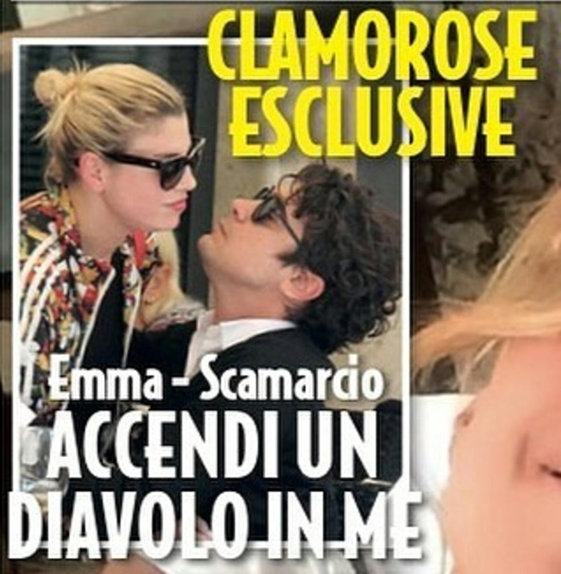 Emma Marrone e Riccardo Scamarcio: solo amicizia? Sicuramente c'è di più