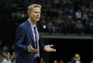 NBA – Steve Kerr furioso dopo il ko degli Warriors a Dallas:
