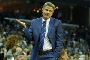 """NBA – Infortunio Thompson    Kerr non si illude    """"improbabile che torni in questa stagione"""""""