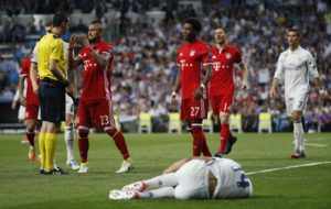 Real Madrid vs Bayern Monaco - Champions League 2017 2018