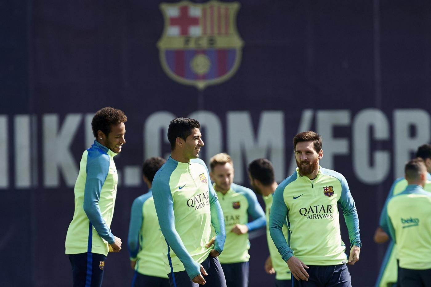 Liga, il Barcellona denuncerà Al Thani per il tweet