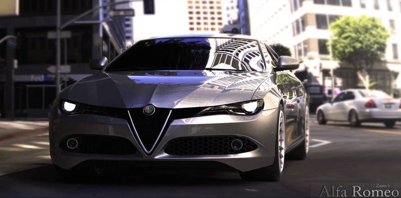 Audi Auto Gallery >> Alfa Romeo Alfetta: l'ammiraglia del Biscione si prepara ad affinare gli artigli [GALLERY]