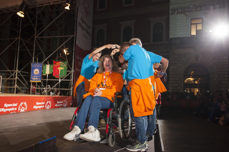 Chiusi gli Special Olympics, successo per l'evento