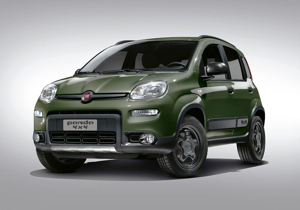 Con due novità, partiti gli ordini per la gamma Fiat Panda 2017