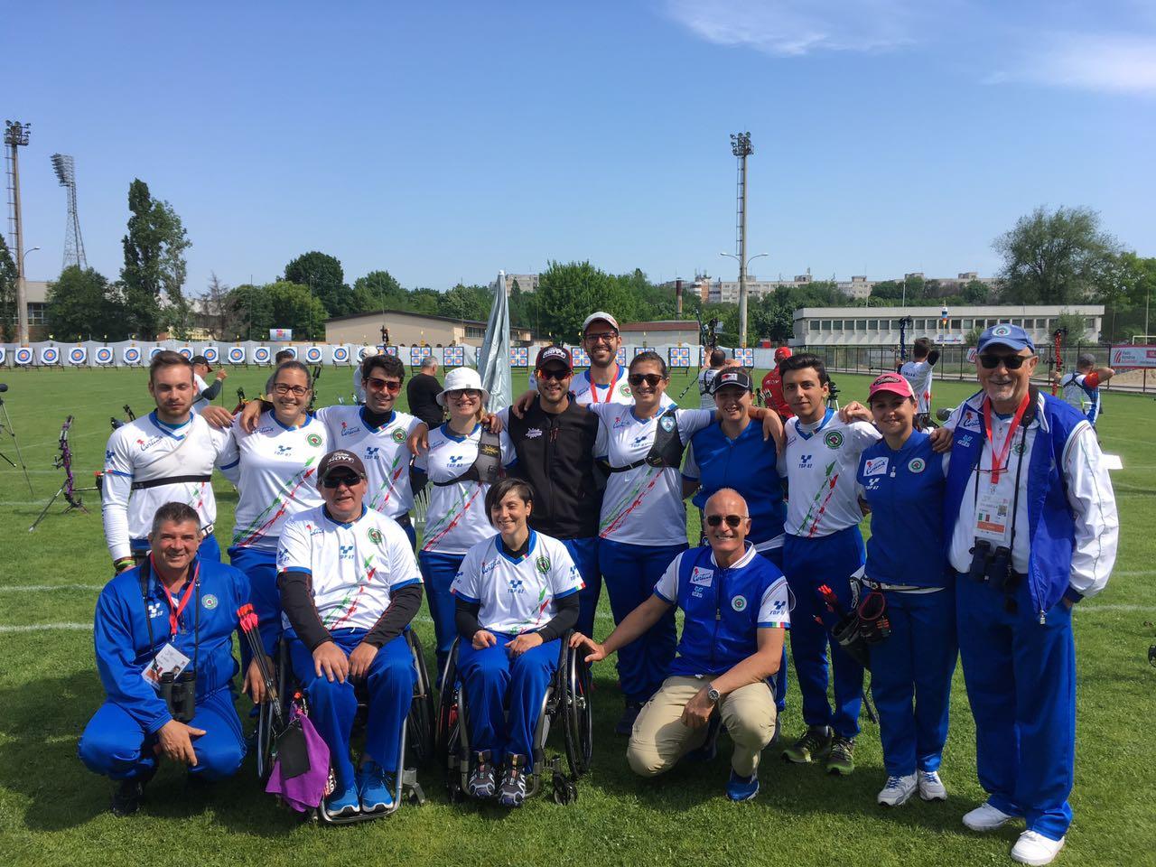 Tiro con l'arco: azzurri a Bucarest per la seconda tappa ...