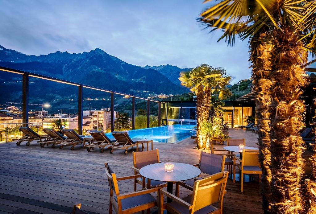 Hotel A Merano Con Terme