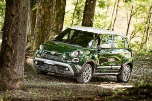 Nuova Fiat 500L Cross