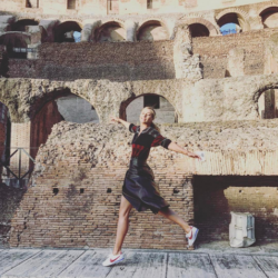 Sharapova Colosseo