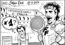 Sportfair - 17-5-2017 - Fognini vs Murray