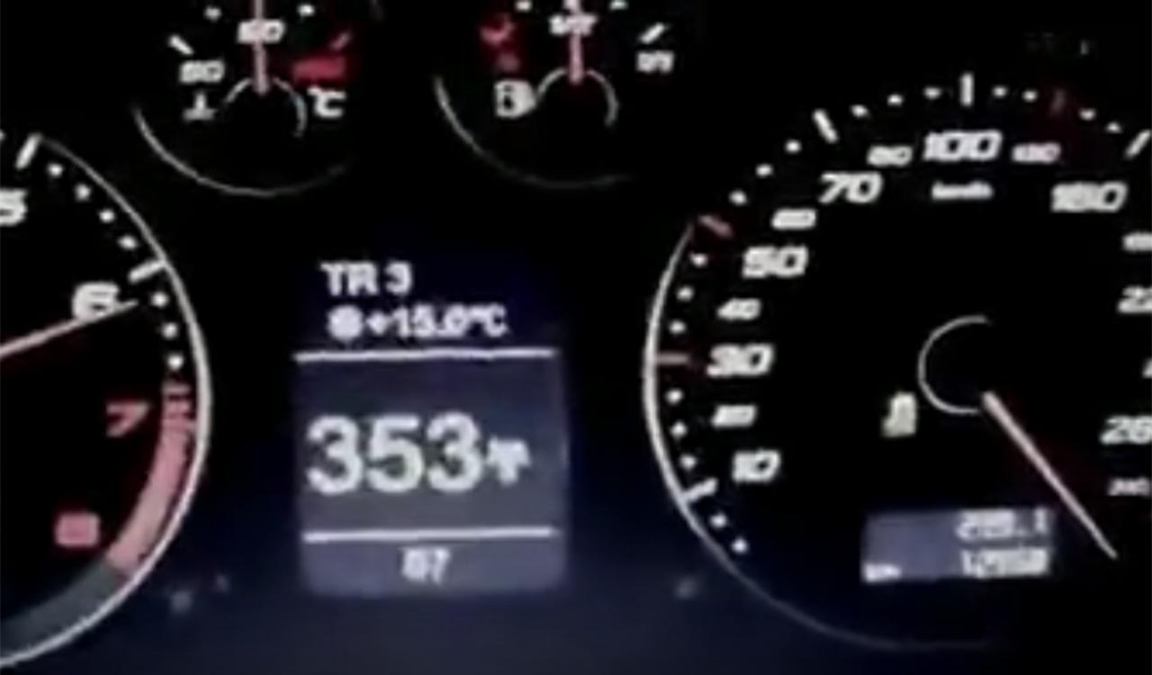 Audi Rs3 Il Bolide Tedesco Raggiunge I 365 Km H Ma Dietro Si