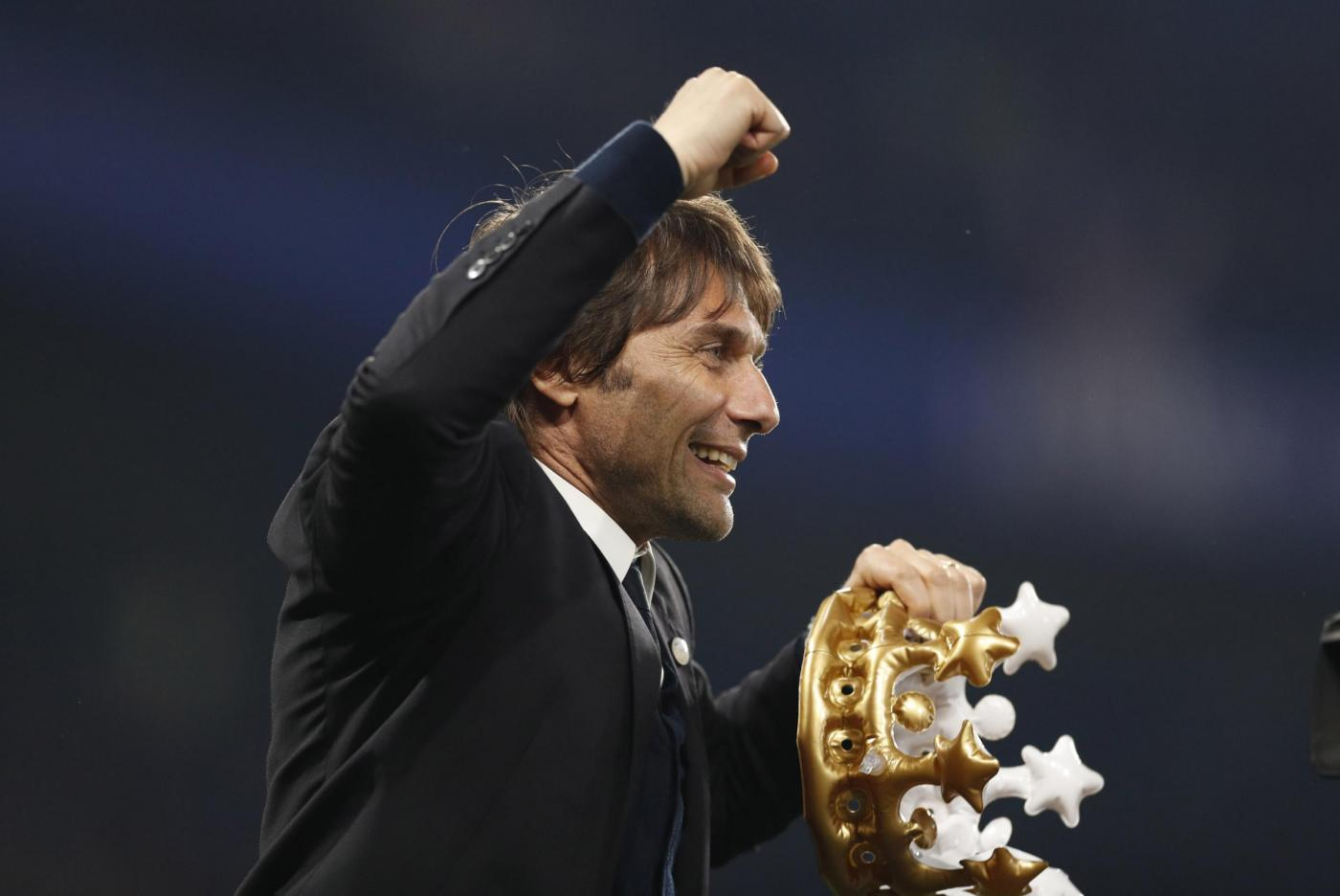 La Premier League parla italiano, Conte: