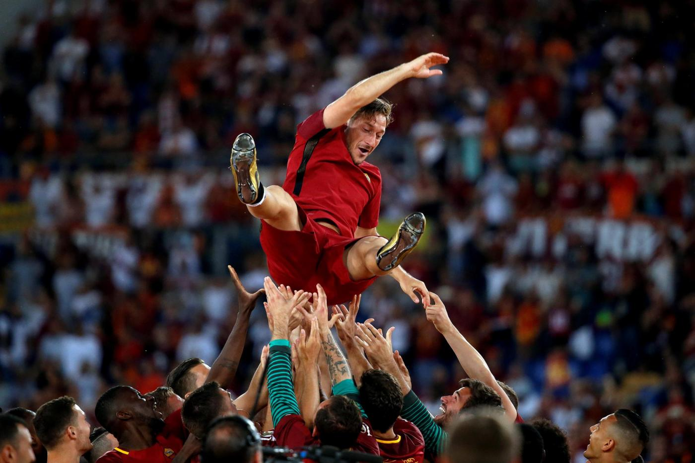 Francesco Totti il 22 luglio in campo con il Tokyo Verdy?