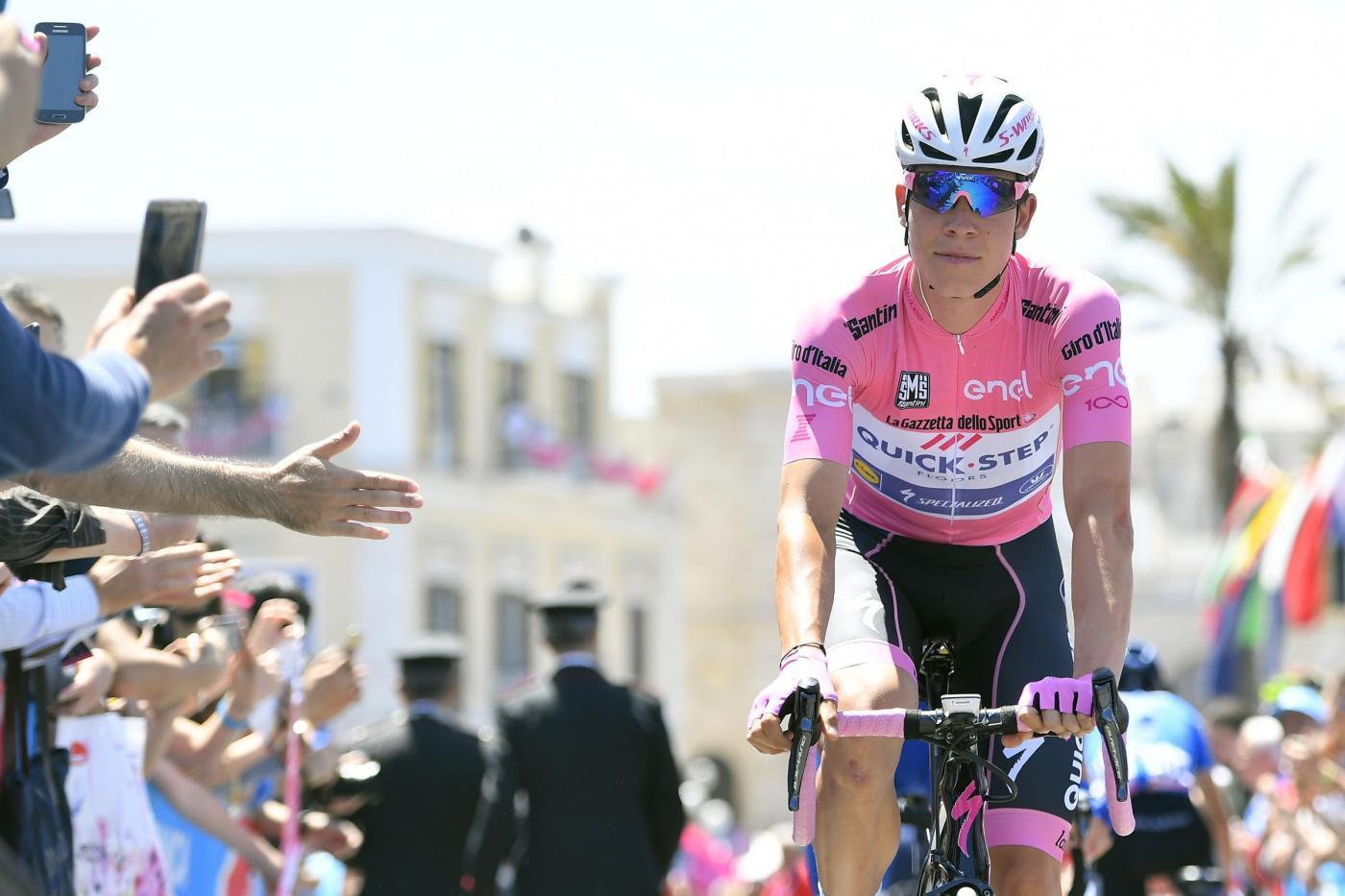Giro D Italia 2017 100a Edizione Molfetta Peschici