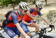giovanni visconti e vincenzo nibali