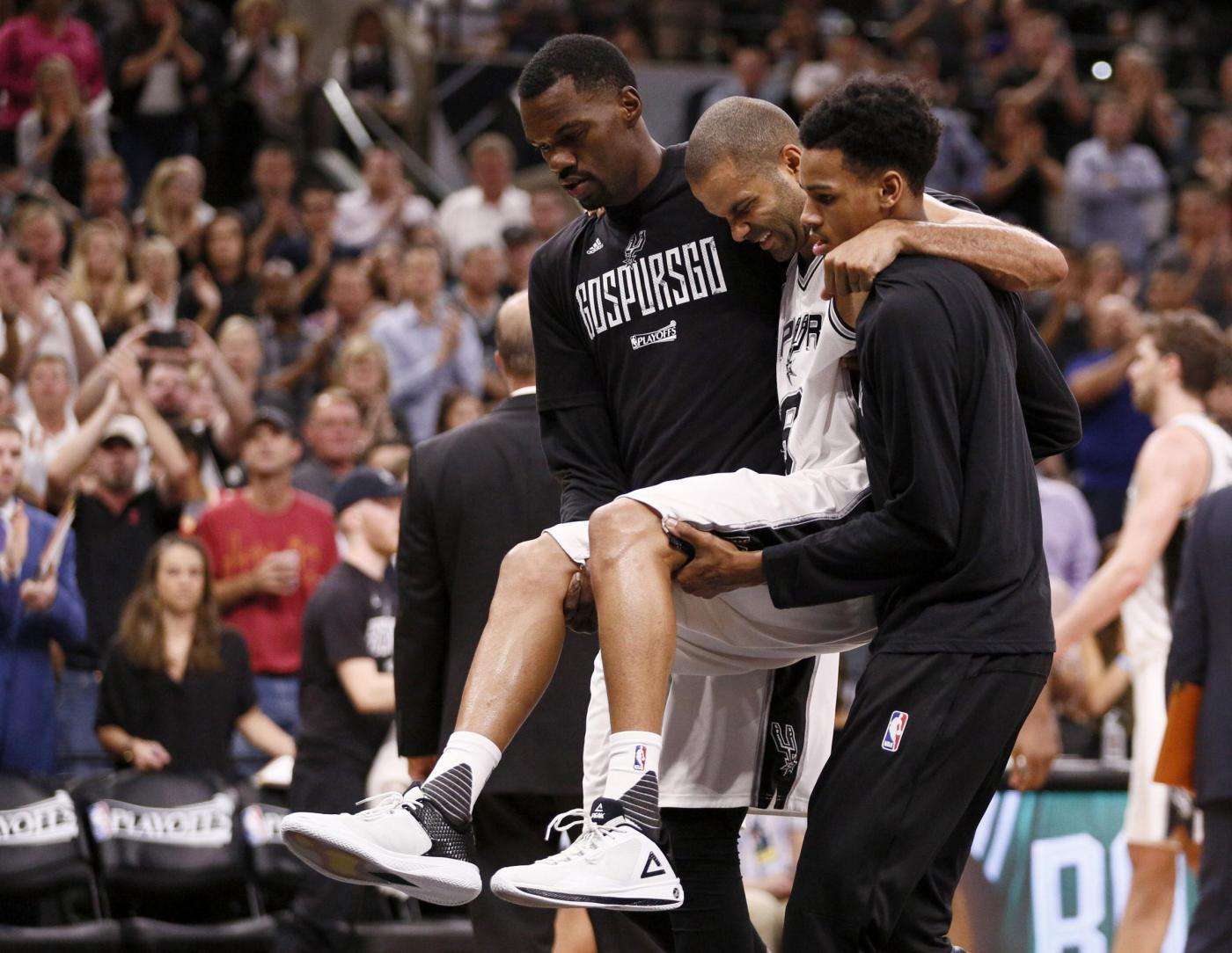 Nba Playoffs Houston Rockets Vs San Antonio Spurs