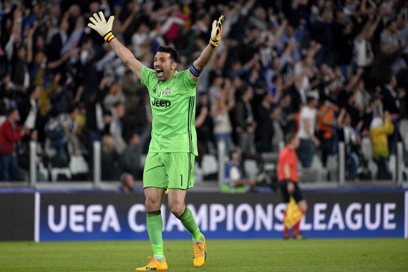 #JuventusRealMadrid - Buffon: