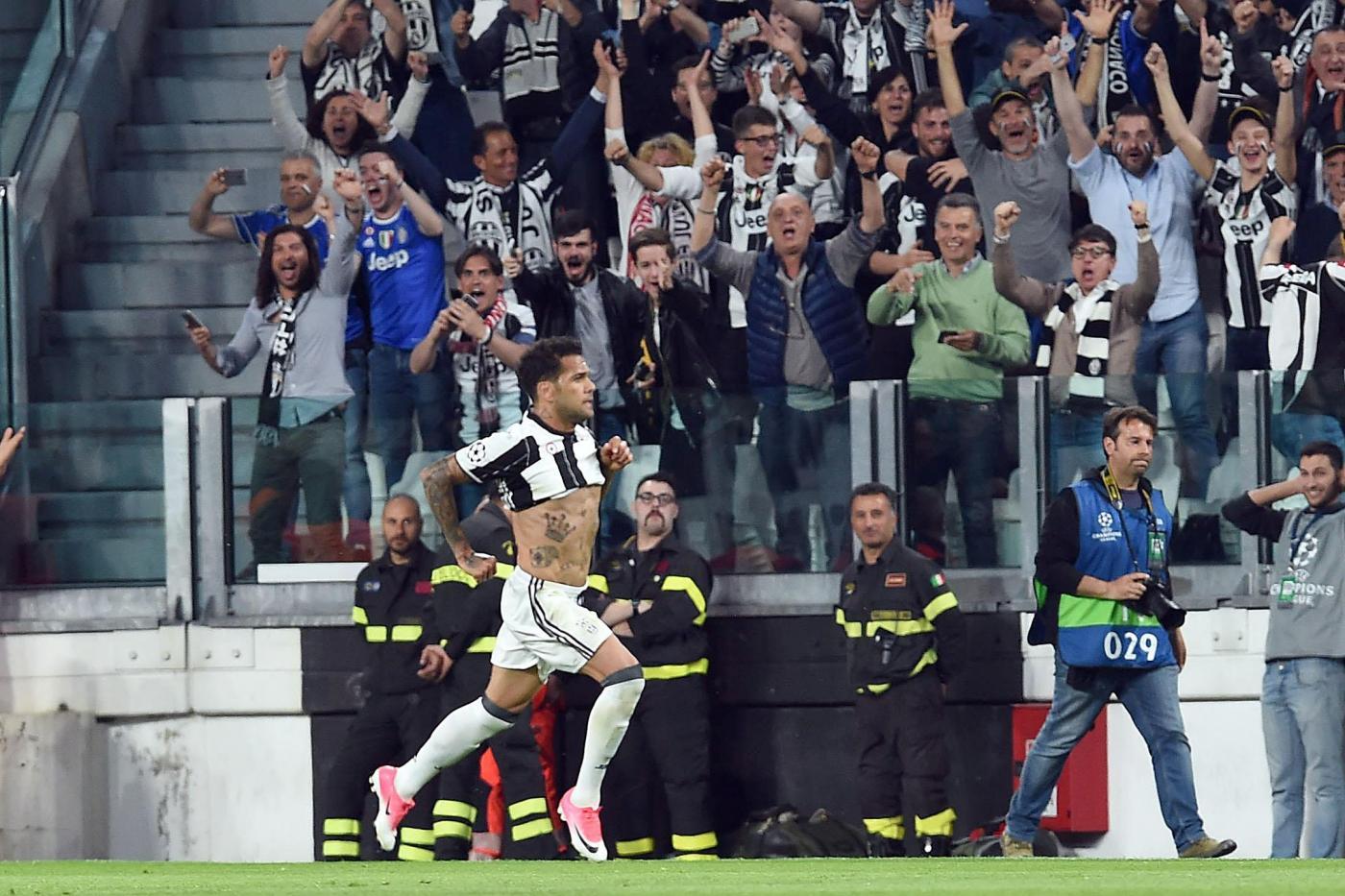 La Juve batte il Monaco 0-2 e vede la finale
