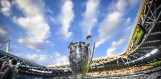 Champions League, trofeo