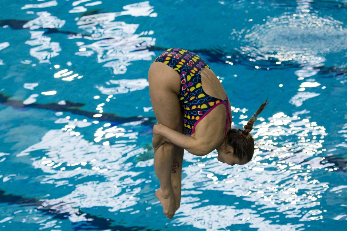 Tuffi, Campionati italiani Assoluti: Tania Cagnotto trionfa nella sua ultima gara