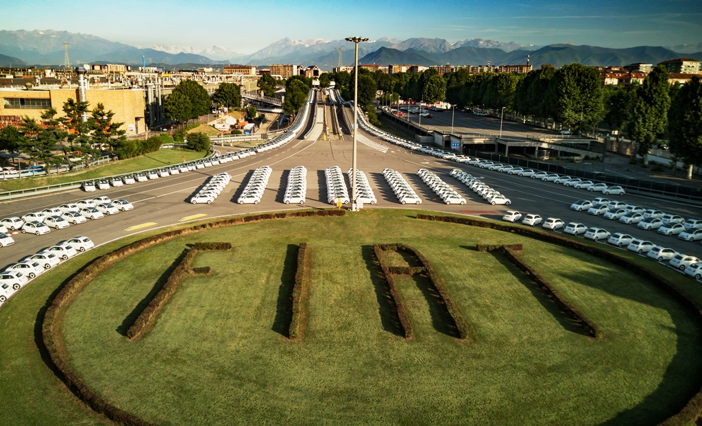 Fiat ed Esselunga entrano nel Guinness World Record