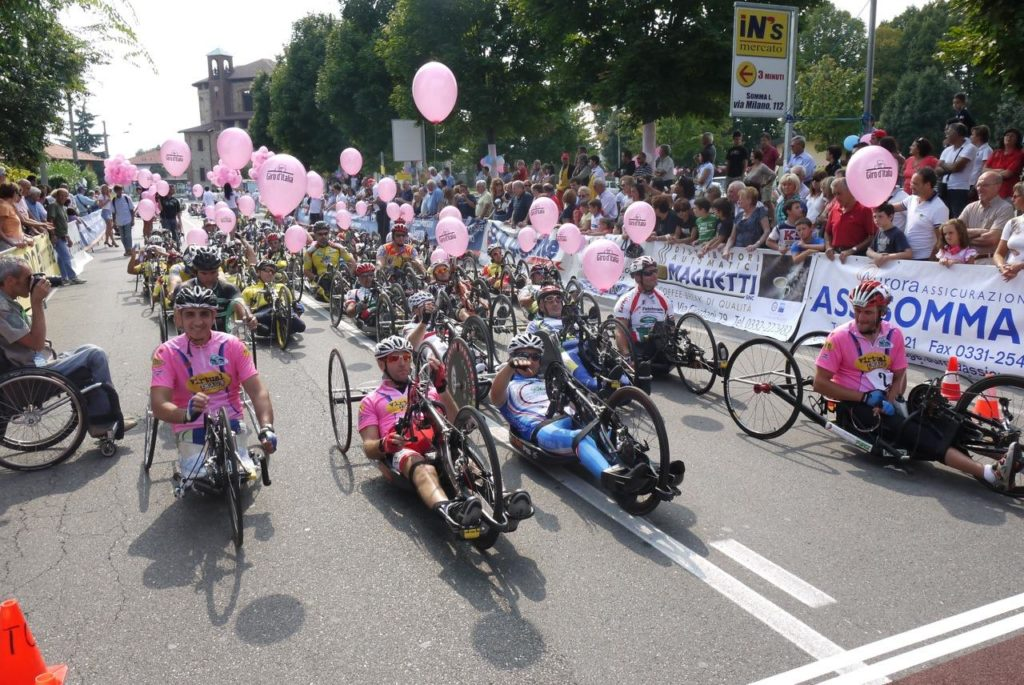 Giro d'Italia di Handbike