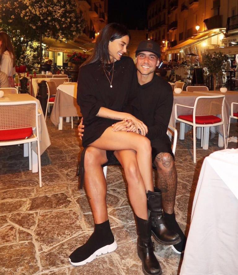 Credits instagram -Chiara Biasi e Simone Zaza insieme