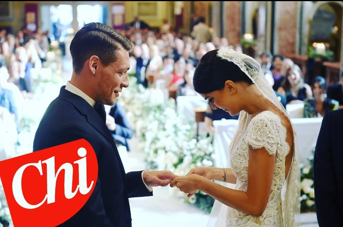 Matrimonio Belotti : Matrimonio belotti il retroscena romantico è da